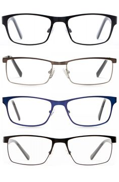 4 Matte Metal Frames to take your glasses game to a new level  7b757657089