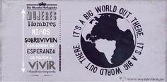 Día Mundial del Refugiado..ellos también se merecen VIVIR  #frases #quotes Design Web, Bass