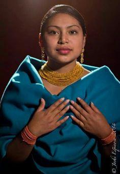 Mujer del Ecuador