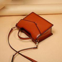 Overview: Design: Genuine Leather vintage handmade shoulder bag crossbody bag handbag In Stock: 3-5 days to process orders Include: Only Handbag Bag Custom: None Material: Cowhide Measures: 22cm x 18cm x 10cm Weight: 0.7kg (Package 1kg) Shipping: Post $18 (7-12 Days Arrive) / Express $30 (5-8 Days Arrive) Slots: