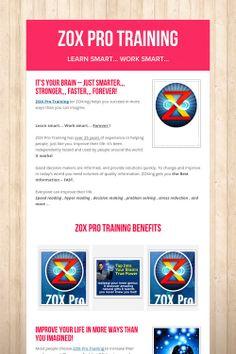 #ZOXProTraining  http://zoxpro.com