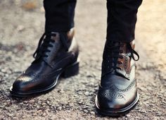 A Simple Guide To Men's Dress Boots - D'Marge