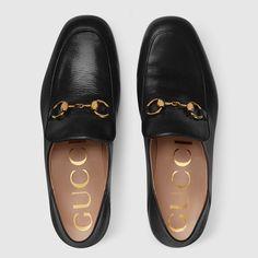 c43d0057edb Leather Horsebit slipper - Gucci Men s Moccasins   Loafers ...
