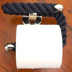 Nautical Rope Bath Paper Holder