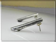 VESNAjewelryART by Vesna Kolobaric - mismatched sterling silver earrings