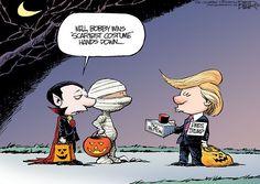 Cartoon by Bruce Plante - Bruce Plante Cartoon: Speaker-to-be Paul Ryan