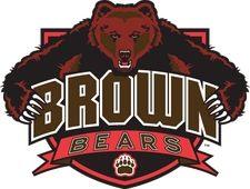 Brown University Track and Field and Cross Country - Providence, Rhode Island Brown University, University Logo, Hockey Logos, Men's Hockey, Basketball, Sports Art, Sports Logos, Sports Teams, Browns Football