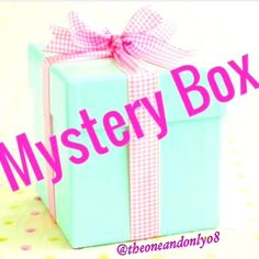 High End Mystery Box Read Description This Mystery Box Will Include High End Products Of Clothing & Beauty Products. Brands Include : VS, American Eagle, Loft, Ulta, Nyx, Hollister, Sephora, Mac, A&F, Too Faced, & Much More! You Tell Me Your Price, Style, Likes/ Dislikes, Favorite Colors, & Size And I'll Make You Your Own Listing & I Can Guarantee That You Will Love Your Mystery Box   Items Will Be New Or Gently Used. Victoria's Secret Makeup Foundation