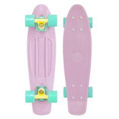 "PENNY Pastels Cruisers 22"" Lilac Purple skateboard en plastique 120,00 € #penny #pennycruiser #cruiser #cruiserboard #cruiserboards #plasticskate #plasticskateboard #cruizer #skate #skateboard #skateboarding #streetshop #skateshop @PLAY Skateshop"
