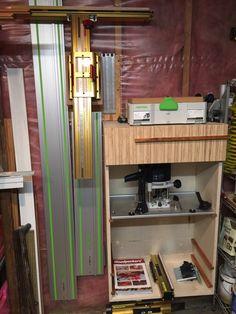 CMS shop cabinet
