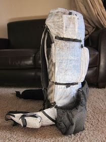 Sea to Summit Ultralight: Heavyweight Ultralight Backpack