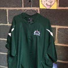 Holloway Benies Dots Shortsleeve Green Golf Jacket NWT Men's 2X Green Shortsleeve Golf Jacket. Great golfing jacket. No flaws. Holloway Jackets & Coats