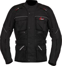 Ministry of Bikes - Weise Zurich Motorcycle Jacket - Black, �129.99 (http://www.ministryofbikes.co.uk/weise-zurich-motorcycle-jacket-black.html/)