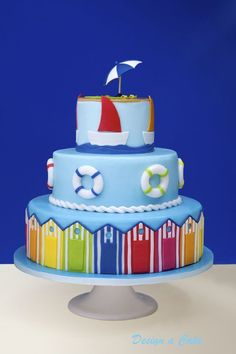 summer is coming.... — Birthday Cakes