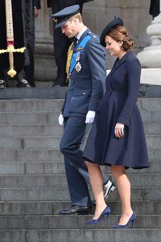 Los gestos premamá más cariñosos de la Duquesa de Cambridge