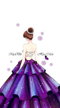 Arte puro Bff Drawings, Beautiful Anime Girl, Kawaii Girl, Cute Wallpapers, Girly M, Tumblr Wallpaper, Girl Wallpaper, Lovely Girl Image, Anime Art Girl
