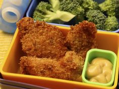 Panko Chicken Nuggets Recipe : Food Network Kitchen : Food Network - FoodNetwork.com