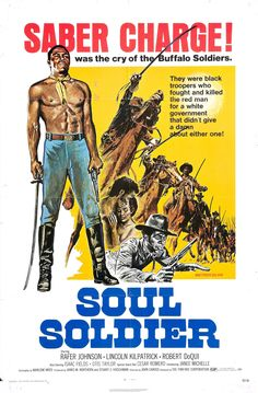 Poster for Soul Soldier (aka The Red, White, and Black) USA) Black Tv Shows, Old Tv Shows, African American Movies, Old School Movies, Black Actors, Cinema Posters, Movie Poster Art, Vintage Movies, 1970s Movies