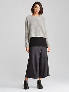Shop Pants for Women at EILEEN FISHER
