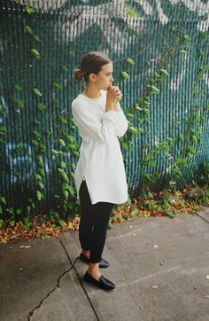 Street Scene Vintage: Dresses Over Everything