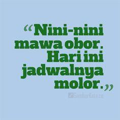 Gambar Kata Kata Sunda Lucu Molor