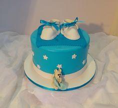 https://flic.kr/p/yeQrA2 | Boys baby shower cake