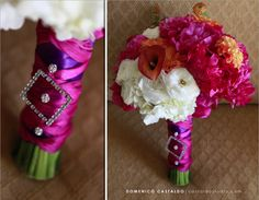 Love the ribbon and the colors!