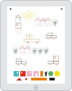 Plic Ploc Wiz iPad app
