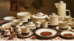 Denby Potter's Wheel collection. I used to have part of this set.