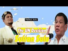 The UN Decision Sultan Sulu Will Hand Over Sabah To The Philippines Malaysia Ready W4r - YouTube