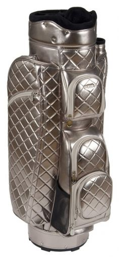 Golf Ladies Tips Champagne Cutler Ladies Golf Cart Bag! Find the best golf bags that match your outfits at Ladies Golf Bags, Golf Stand Bags, Golf Outing, Golf Club Sets, Perfect Golf, Golf Irons, Golf Fashion, Ladies Fashion, Golf Accessories