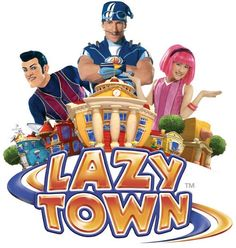 old kid shows | lazy town