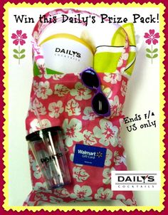 Enter to #win this fabulous prize pack! http://chant3llo.com/cocktails-tumbler-and-gift-card-giveaway/
