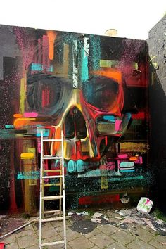 Steve Locatelli (Belgian graffiti artist) http://www.locatellisteve.com/
