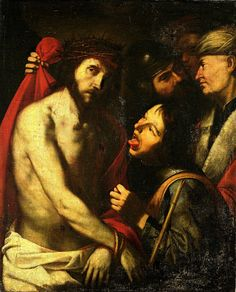 """Jusepe de Ribera, The Mocking of Christ, c. 1620-4 