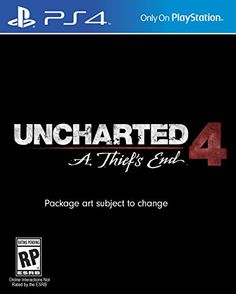 Uncharted 4: A Thief's End - Available at Amazon.