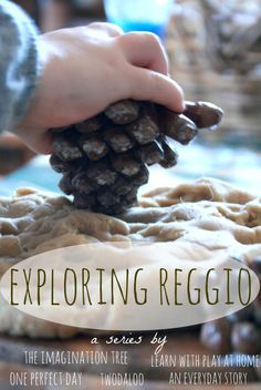 A basic introduction to the Reggio approach and introducing a new on-going series