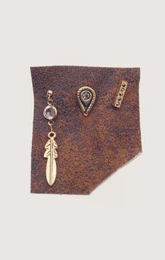 Vanessa Mooney Accessories Fashion Jewelry Zepplin Earring Set