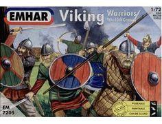 Emhar 1/72 Viking Warriors Image