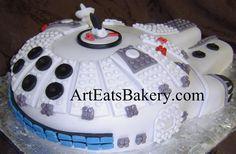 star wars groom cake - Google Search