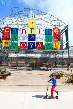 la #cantine du voyage à #Nantes ouvre le 20 mai 2014 #restaurant #terrasse