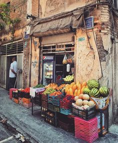 Tehran-Naser Khosro St. #irantravelingcenter