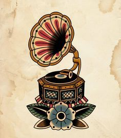 Discover the meaning behind Sailor Jerry's famous old school tattoos, from drago. - Discover the meaning behind Sailor Jerry's famous old school tattoos, from dragon tattoos to clas - Music Tattoos, Body Art Tattoos, Sleeve Tattoos, Tattoo Ink, Leg Tattoos, Arm Tattoo, Tattos, Tattoo Sleeves, Samoan Tattoo