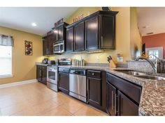 Check out the home I found in Punta Gorda Home, Kitchen Cabinets, Adams Homes, Cabinet, Building A House, Kitchen
