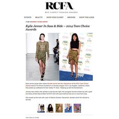 @kyliejenner has this week reached an astonishing milestone – 12 million Instagram followers. She celebrated by snapping herself in a crop top. Earlier this year, at August's Teen Choice Awards, she showed elegance and sophistication beyond her 17 years, teaming a @sassandbide skirt with Malone Souliers' 'Savannah' sandals. #MaloneSouliers #RCFA #TeenChoiceAwards #KylieJenner #Savannah #luxury #fashion #SassandBide #KeepingUpWithTheKardashians #AW14 #throwbackthursday