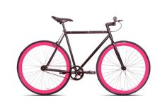 Save $ 10 order now 50cm Black / Pink CM Fixie Fixed Gear Single Speed Urban Roa