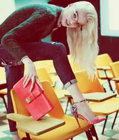Dsquared² Eyewear Campaign Fall/Winter 2012-2013