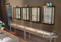 Bespoke Stainless Steel Plating Frame Jewellery Wall Display ...