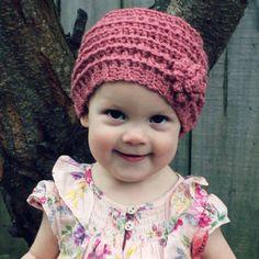 Emma Cloche Crochet Pattern