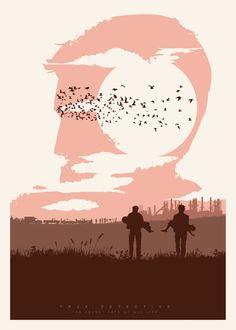 "True Detective · ""The Secret Fate of All Life"" - Javier Vera Lainez / Diseñador Gráfico"